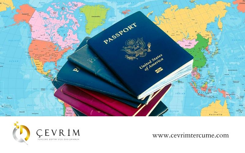Pasaport Tercümesi